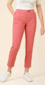 Różowe spodnie ORSAY z tkaniny