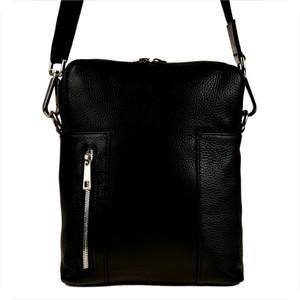 Czarna torba vezze