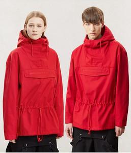 Czerwona kurtka Napapijri w stylu casual krótka