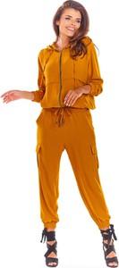 Pomarańczowa bluza Awama