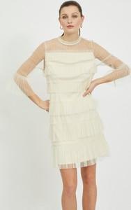 Sukienka Vila mini bez rękawów