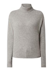 Sweter Pieces z wełny