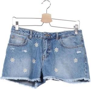 Granatowe spodenki dziecięce LTB z jeansu