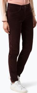 Granatowe spodnie Brax