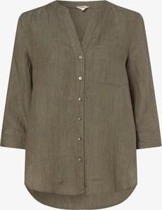 Koszula S.Oliver w stylu casual z lnu