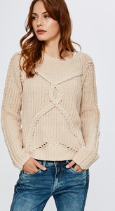 Sweter Guess Jeans w stylu casual