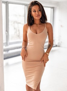 Sukienka SELFIEROOM w stylu casual na ramiączkach mini
