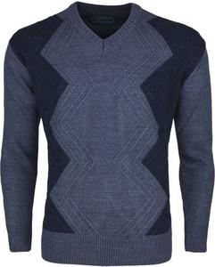Sweter Devir z wełny