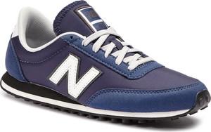 Buty sportowe New Balance w stylu casual sznurowane