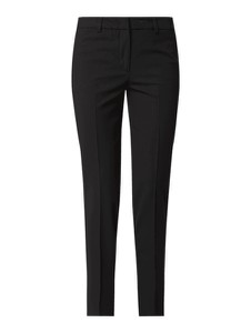 Czarne spodnie Montego