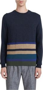 Niebieski sweter Paul Smith w młodzieżowym stylu