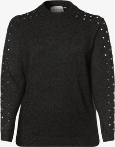 Czarny sweter Junarose