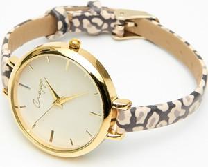 Cropp - Zegarek na cienkim pasku - Złoty