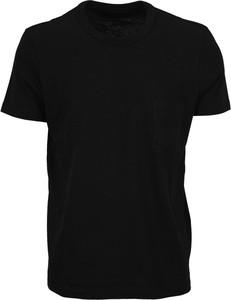 Czarny t-shirt Tom Ford z krótkim rękawem