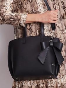 Torebka Rovicky w stylu glamour na ramię duża