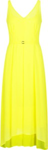 Sukienka DKNY na ramiączkach