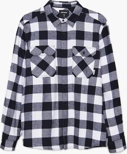 Koszula Cropp z klasycznym kołnierzykiem w stylu casual