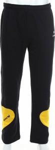 Czarne spodnie sportowe Erima