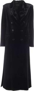 Czarny płaszcz Paolo Fiorillo Capri