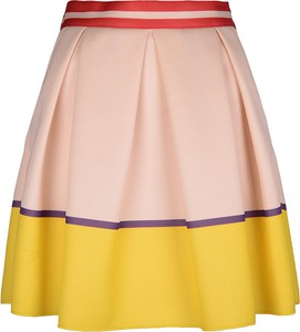 Różowa spódnica patrizia pepe