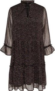 Sukienka Only oversize z długim rękawem