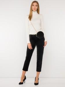 Czarne spodnie Liu-Jo