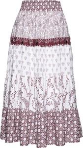 Spódnica bonprix bpc selection w stylu glamour maxi