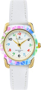 Zegarek na komunię damski PERFECT - LP144 - 3B
