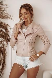 Kurtka Shopaholics Dream krótka w stylu casual