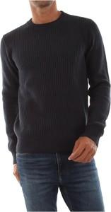 Niebieski sweter Bomboogie w stylu casual