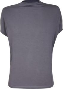 Bluzka Niren w stylu casual z krótkim rękawem