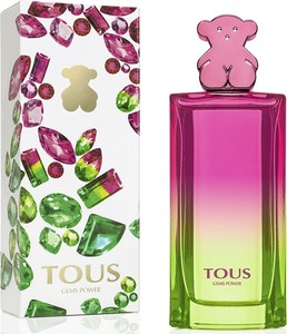Tous, Gems Power Woman, woda toaletowa, spray, 50 ml
