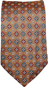 Krawat Tessago z jedwabiu