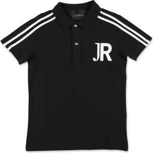 T-shirt John Richmond z bawełny w młodzieżowym stylu