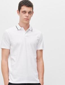 T-shirt Reserved w stylu casual z bawełny