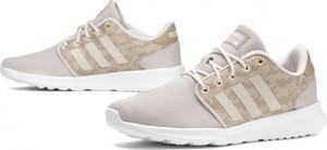 Buty sportowe Adidas sznurowane z zamszu w sportowym stylu