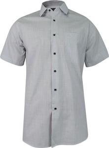 Koszula Jurel z klasycznym kołnierzykiem z bawełny w stylu casual
