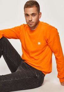 Pomarańczowa bluza DC Shoes