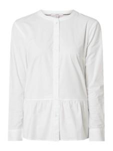 Bluzka Esprit z bawełny z długim rękawem