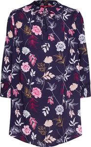 Bluzka S.Oliver ze sznurowanym dekoltem