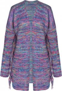 Niebieski sweter YOU by Tokarska