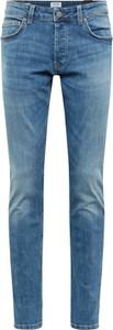 Niebieskie jeansy Only & Sons z jeansu w street stylu