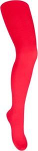 Czerwone rajstopy yoclub