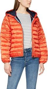 Pomarańczowa kurtka Tommy Jeans