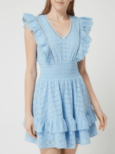 Sukienka Guess z bawełny w stylu casual mini