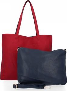 Torebka Bee Bag na ramię w stylu glamour duża