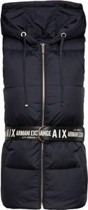 Granatowa kamizelka Armani Jeans