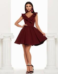 Sukienka HAVANA DESIGN rozkloszowana