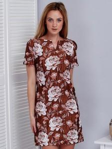 Sukienka Sheandher.pl mini hiszpanka w stylu casual