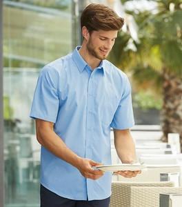 Koszula Fruties.pl z bawełny z krótkim rękawem